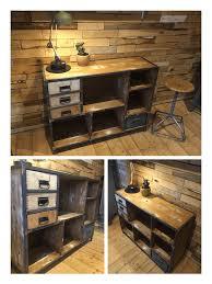 Schreibtisch 55 Cm Tief Industrie Frachtraum1