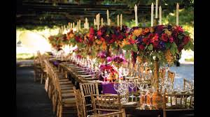 elegant fall wedding ideas youtube