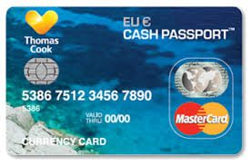 money cards cook passport travel money card mastercard
