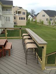 How To Build A Handrail On A Deck 126 Best Deck And Dock Railing Images On Pinterest Stairs