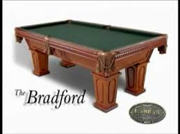 who makes the best pool tables cannon billiards pool tables best construction youtube