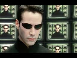 the matrix haircut neo matrix hairstyle youtube