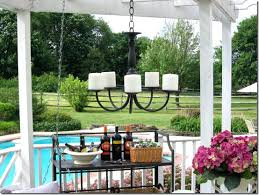 battery powered chandelier edrexco with regard to amazing household