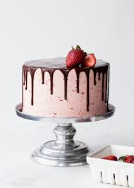 How To Become A Home Decorator Chocolate Dipped Strawberry Cake My Best Tips For Drippy Cakes