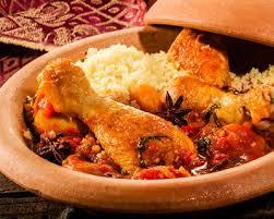 poulet cuisiné recette fonio au poulet