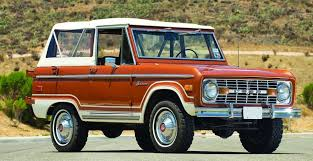 bucking bronco 1966 u002777 ford bronco with its 19 hemmings
