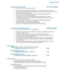 Mental Health Specialist Resume Essay Co Education Disadvantages Ap English Lang Sample Essays