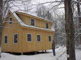 cabin plans with loft and porch homepeek