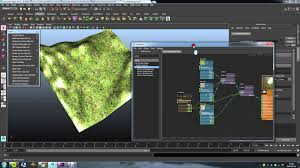 maya 2015 blending multiple texture with shaderfx and vertex