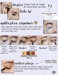 review tutorial make up natural wardah aobt tutorial makeup lebaran natural nuansa cokelat dari wardah