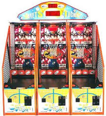 so classic sport x0604 indoor arcade hoops cabinet basketball game slam n jam arcade basketball game ticket redemption game from lai