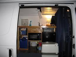 Conversion Van With Bathroom Cargo Van To Camper Van Tinycamper U0027s Blog