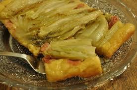cuisiner endives au jambon recette endives au jambon façon tatin