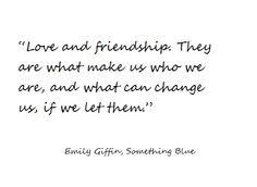emily giffin something blue quote from something borrowed by emily giffin happiness