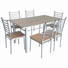 chaise et table de cuisine chaise et table salle a manger pour cuisine integree inspirant