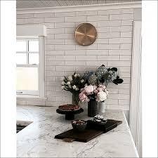 Backsplash Tile Installation Cost by Kitchen Off White Backsplash Tile Home Depot Glass Mosaic Tile