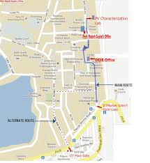 Ncc Campus Map Rajesh Gupta Contact Information