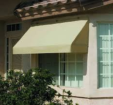 Window Canopies And Awnings Classic Retractable Canvas Window Awning 6ft Relacement Cover