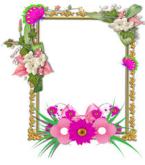 halloween wreath transparent background png frame with flowers on a transparent background 1200 x 1376