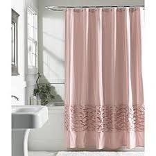 Shower Curtain With Pockets Shower Curtains Shower Liners Sears