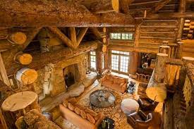 interior of log homes log cabin interior design an extraordinary rustic retreat