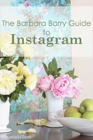 the barbara barry guide to instagram through my living room