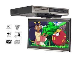 Under Cabinet Kitchen Radio Venturer Klv3915 Under Cabinet 15 4 Inch Drop Down Kitchen Tv With