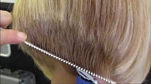 stacked hairstyles thin back view of stacked bob haircut back view of stacked bob