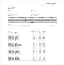 ms custom invoice template invoices officecom ms word custom