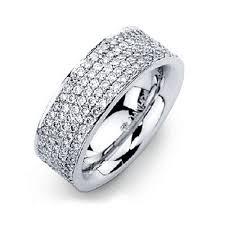 cheap white gold wedding rings beautiful gold wedding rings for women rikof