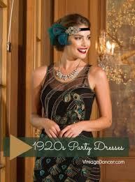 1920s formal dresses cocktail party and evening wear