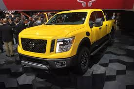 nissan titan cummins price nissan titan picks up interest at detroit show auto express