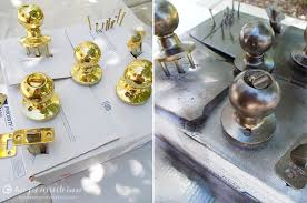 updated old brass doorknobs love pomegranate house
