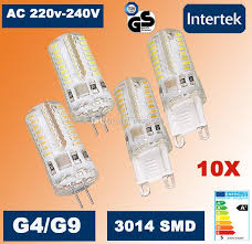 Dimmable G9 Led Light Bulbs by Best G9 Led Dimmable Support Dimmer 6w Led Lamp Led Light Bulbs