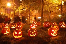 scary pumpkin wallpapers free fall screensavers wallpapers group 47