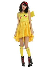 Pikachu Halloween Costume Kids Pokemon U0026 Pikachu Shirts Merchandise U0026 Apparel Topic
