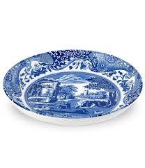 spode blue italian china dillards