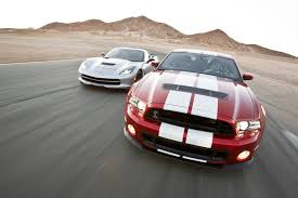 mustang stingray 2014 2014 corvette stingray vs shelby gt500 track tested