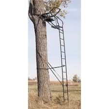 big 16 riflemaster ladder tree stand 220304 ladder tree