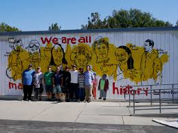 mural painting and art show at wirtz elementary 2016 imprint lab jun 07 2016 mural painting and art show at wirtz elementary 2016