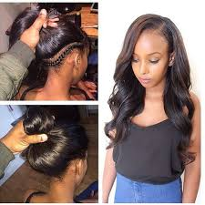 best wayto have a weave sown in for short hair this kstyles http community blackhairinformation com