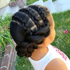 style for girls natural style braids