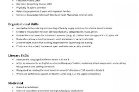 resume for babysitter need help creating an unforgettable resume