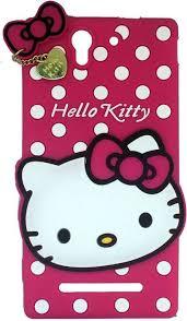 hello kitty themes for xperia c macc back cover for sony xperia c3 macc flipkart com