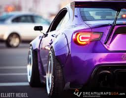 dark purple subaru dreamwrapsusa our work