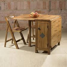 Beautiful Folding Dining Table With Good Design Charming Wooden - Collapsible dining room table
