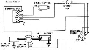 wiring diagram for lucas voltage regulator wiring diagram and