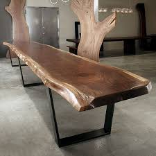 Wood Table Base by Best 10 Tree Table Ideas On Pinterest Natural Wood Table Log