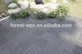 wpc diy tiles strand woven bamboo flooring colour 10mm
