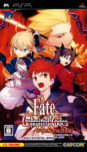theme psp fate stay night fate unlimited codes psp iso download portalroms com